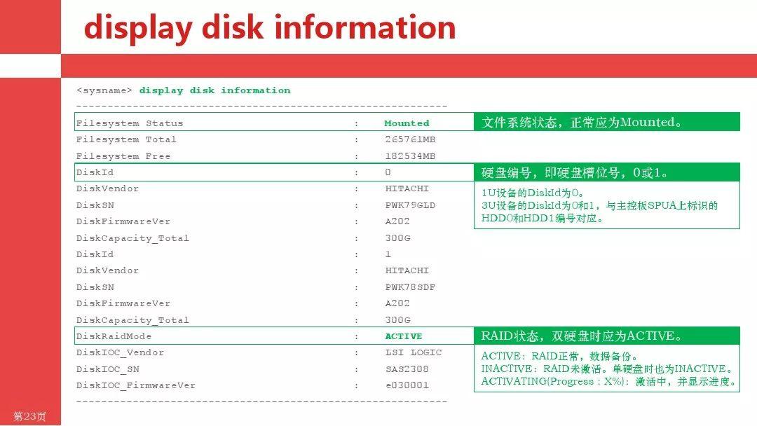 《华为USG系列防火墙 硬盘使用指南》