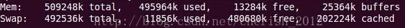 《Linux top命令的用法详细详解》