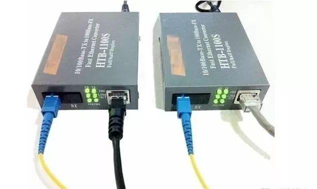 《光纤收发器的六个指示灯都代表什么?》