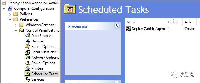 《ZABBIX全栈级监控实践——(三)Windows自动化部署》